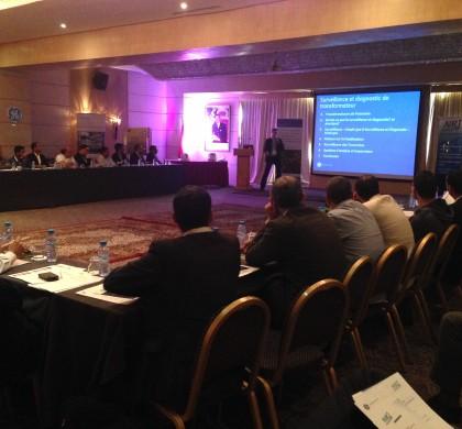 Séminaire GE de Monitoring & Diagnostic de Transformateurs de puissance à Casablanca & El Jadida