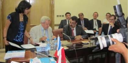 WORLD FUTURE COUNCIL – Aout 2011 – L'AMISOLE et le SER signent  un Memorandum of Understanding