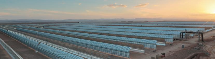 OXFORD BUSINESS GROUP – Janvier 2016 – Le projet solaire Noor, fer de lance de la stratégie marocaine en matière d'énergie propre
