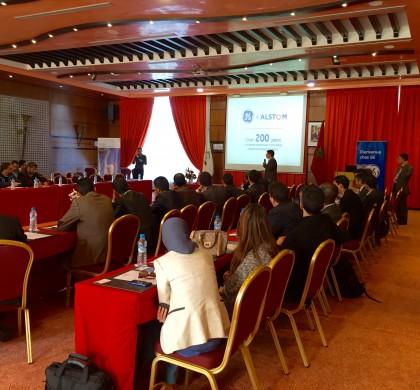 Séminaire GE de Maintenance & Monitoring des équipements électriques Haute Tension à Casablanca